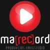 MaRecord Hangstúdió Logo
