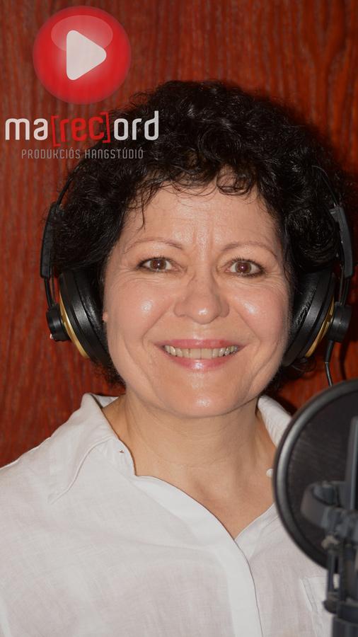 Papp Györgyi  Előadóművész, színésznő, szinkronhang