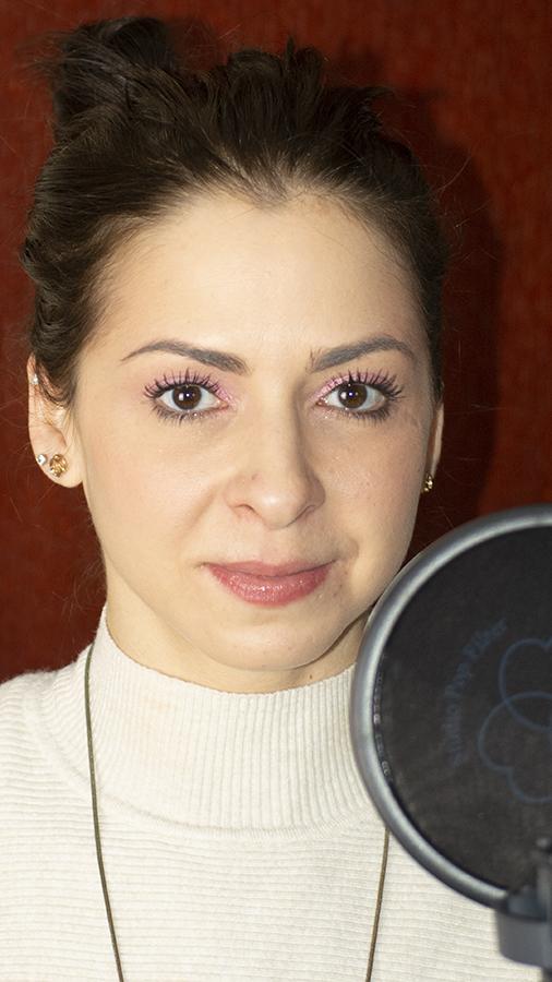 Bogdányi Titanilla Színésznő, szinkronszínésznő