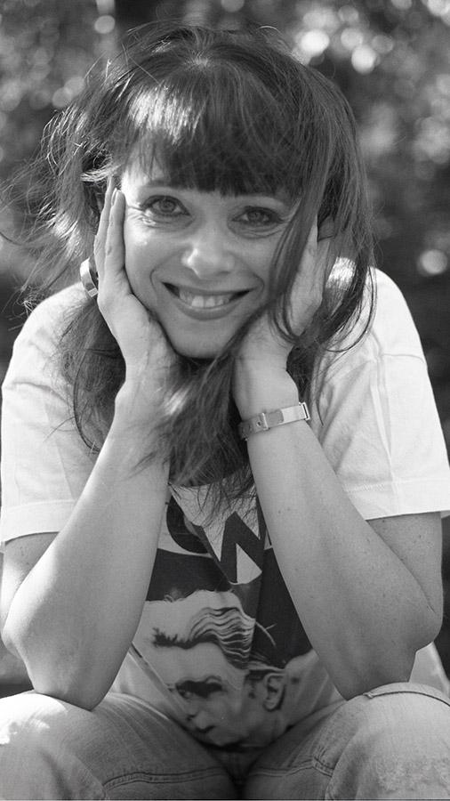 Kisfalvi Krisztina Színésznő, szinkronszínésznő