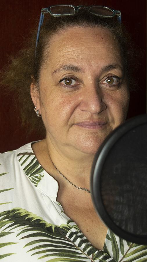 Makay Andrea Színész, szinkronszínész