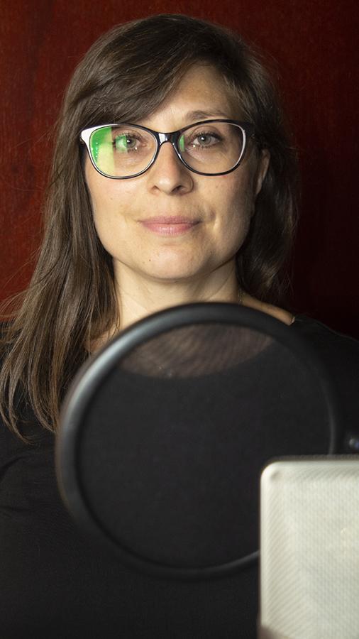 Mattyasovszky Nóra Angol nyelvű hang
